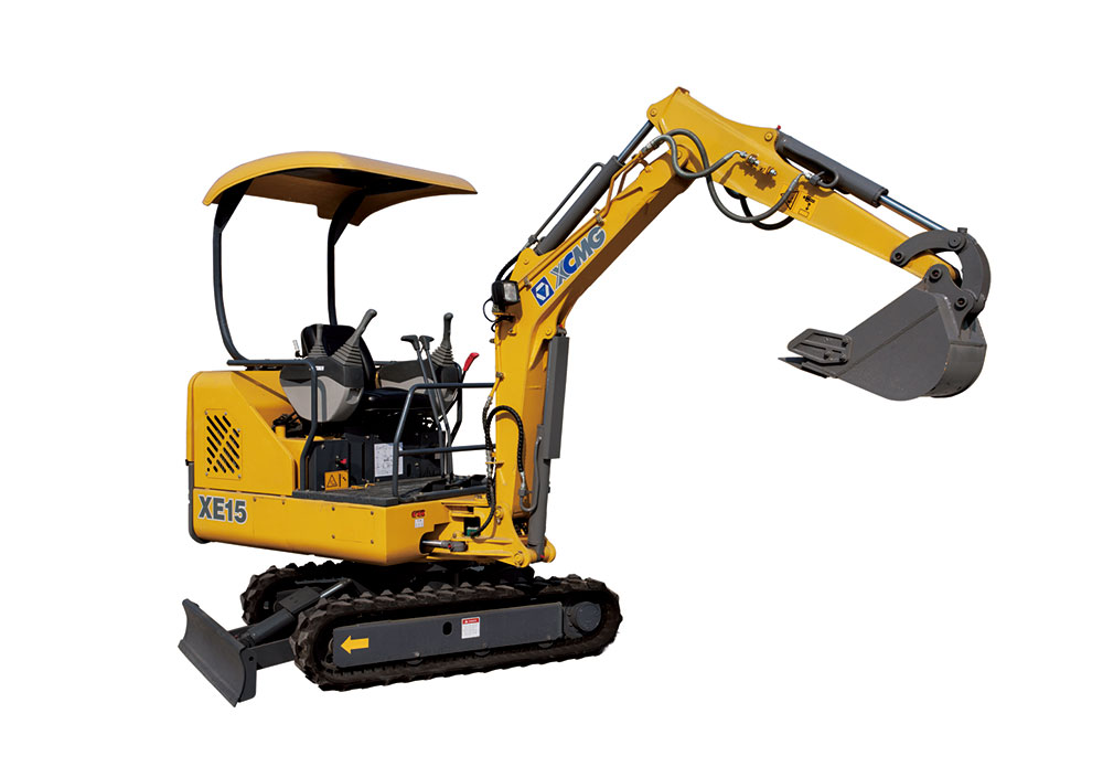 Excavator XE15