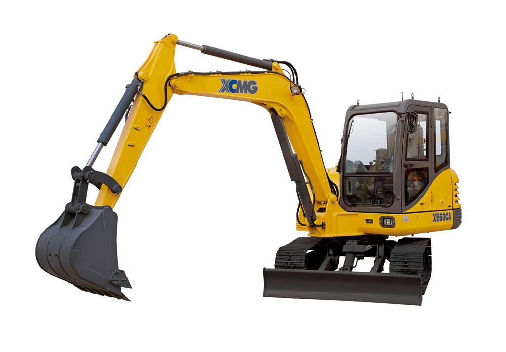 Excavator XE60CA
