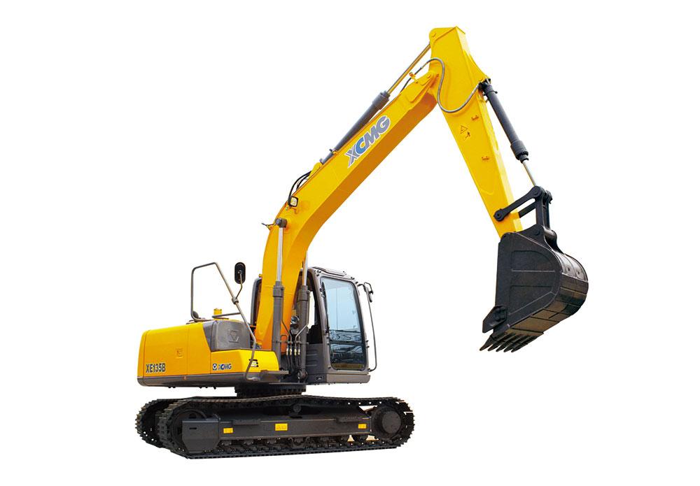Excavator XE135B