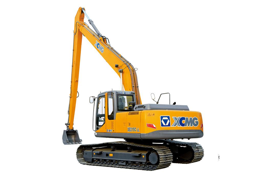 Excavator XE215CLL