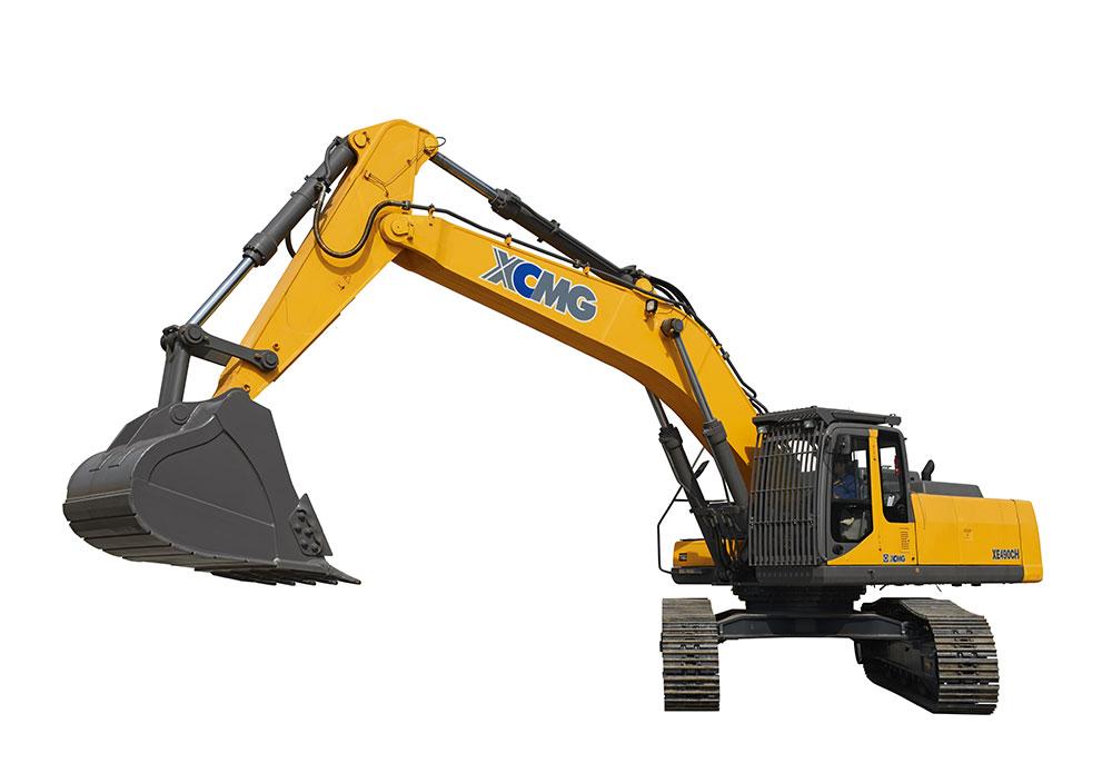 Excavator XE490CH