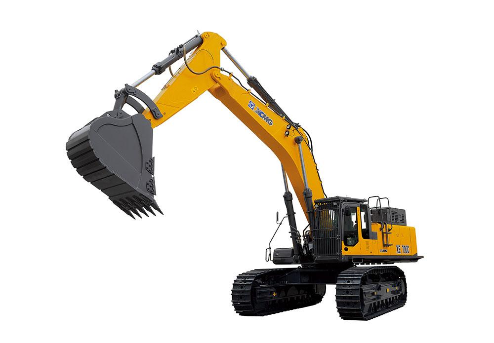Excavator XE700C