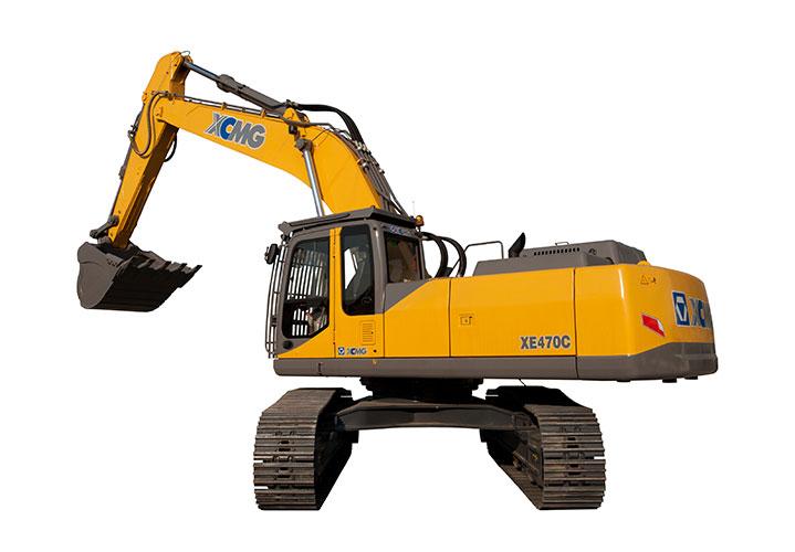 Excavator XE470C