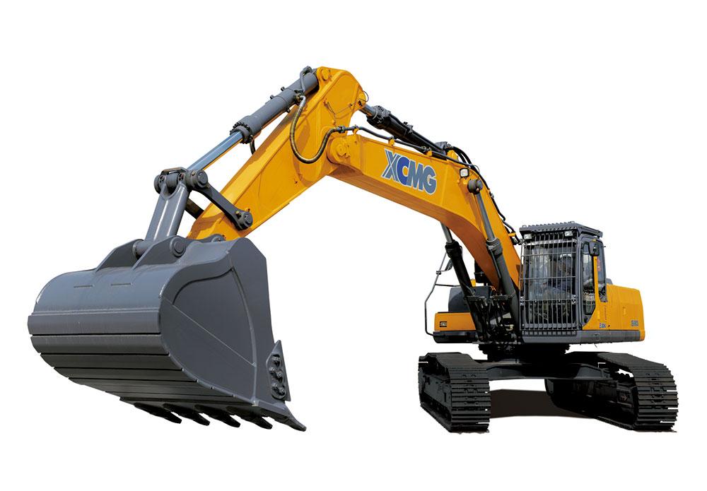 Excavator XE490CK