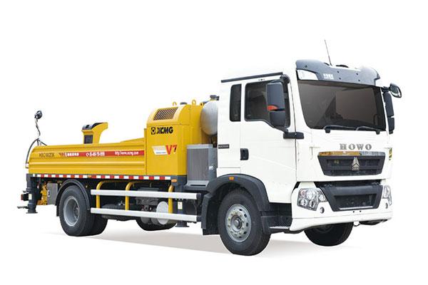 XCMG HBC10020K Truck-mounted Concrete Line Pump